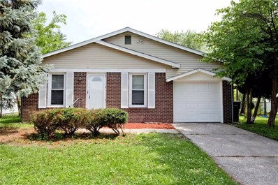 3530 Bryan Court, Indianapolis, IN 46227 - MLS#: 21577490