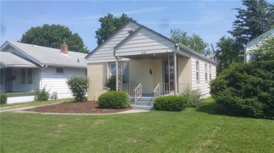 4822 English Avenue, Indianapolis, IN 46201 - #: 21577499