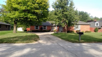 731 Brookview Drive, Greenwood, IN 46142 - #: 21577500