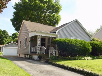 4907 Young Avenue, Indianapolis, IN 46201 - MLS#: 21577513