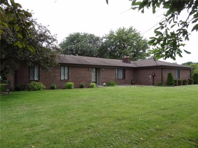 897 W New Road, Greenfield, IN 46140 - #: 21577633