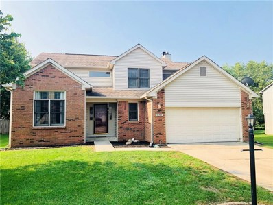 10705 Creekside Woods Drive, Indianapolis, IN 46239 - #: 21577637