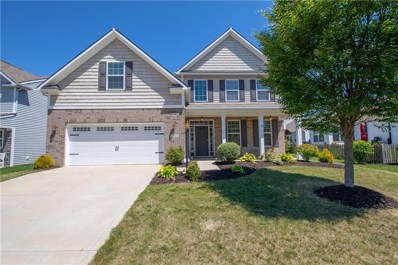 12386 Cricket Song Lane, Noblesville, IN 46060 - #: 21577743