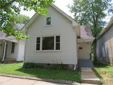 1746 S Talbott Street, Indianapolis, IN 46225 - #: 21577795