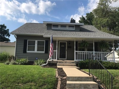 620 E 53RD Street, Indianapolis, IN 46220 - #: 21577797