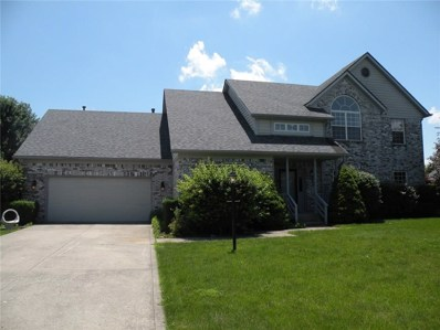 7671 Fieldstone Court, Greenfield, IN 46140 - #: 21577841