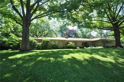 5819 White Oak Court, Indianapolis, IN 46220 - #: 21577948