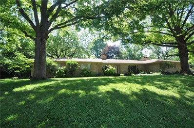 5819 White Oak Court, Indianapolis, IN 46220 - MLS#: 21577948