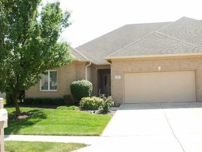 1455 Heron Ridge Boulevard, Greenwood, IN 46143 - #: 21577952