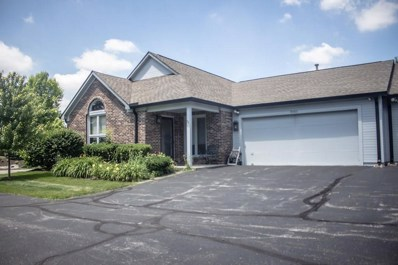 9593 Drakeford Drive, Indianapolis, IN 46260 - #: 21577984