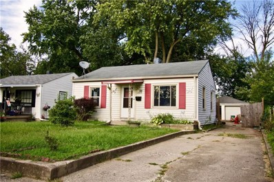 2329 Harlan Street, Indianapolis, IN 46203 - #: 21577987