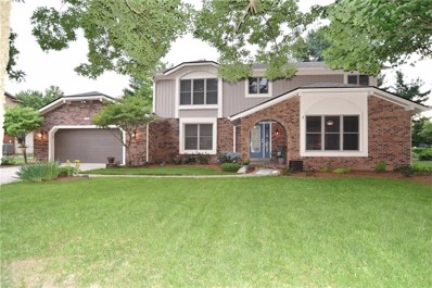 306 Woodland East Drive, Greenfield, IN 46140 - #: 21578086