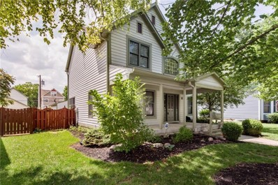 2542 N New Jersey Street, Indianapolis, IN 46205 - MLS#: 21578100