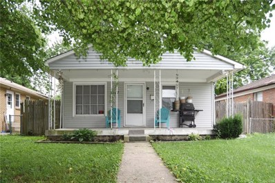 1117 N Exeter Avenue, Indianapolis, IN 46222 - #: 21578137