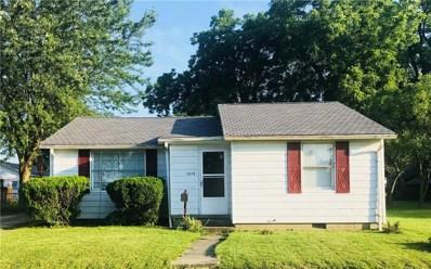 1519 S M Street, Elwood, IN 46036 - MLS#: 21578165