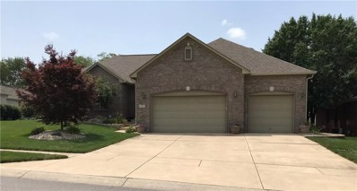 678 Walnut Woods Drive, Greenwood, IN 46142 - #: 21578182
