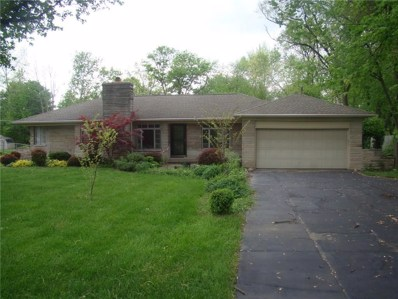 7210 Spring Mill Road, Indianapolis, IN 46260 - #: 21578219