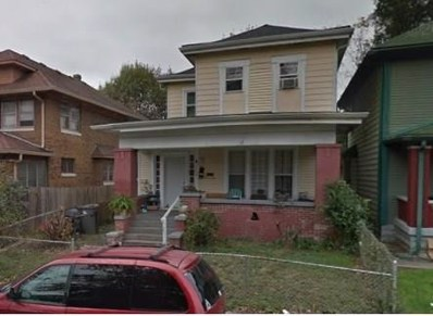 1334 Union Street, Indianapolis, IN 46225 - #: 21578292