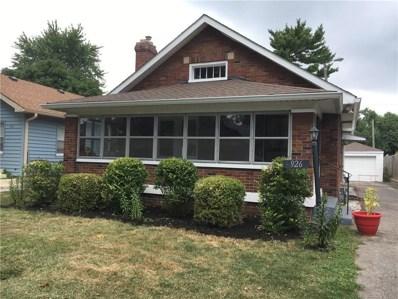 926 E Berwyn Street, Indianapolis, IN 46203 - #: 21578330