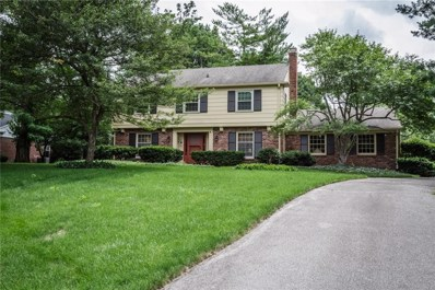 1139 Frederick Drive S, Indianapolis, IN 46260 - #: 21578339