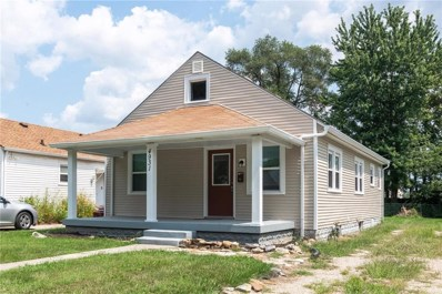 4931 Brouse Avenue N, Indianapolis, IN 46205 - #: 21578373