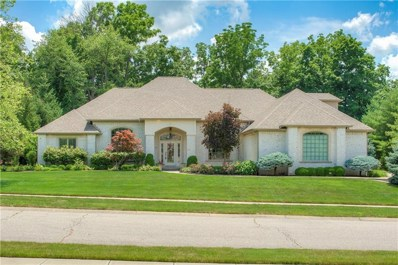 11 Forrests Edge Court, Indianapolis, IN 46227 - #: 21578377