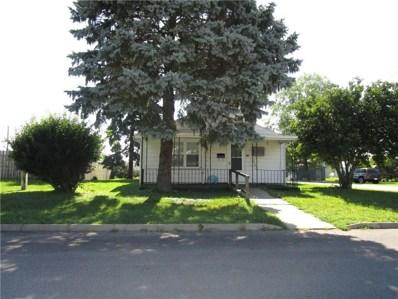 226 N Hannah Street, Rushville, IN 46173 - #: 21578417