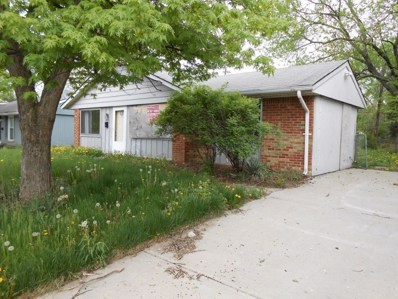 4019 Baker Drive, Indianapolis, IN 46235 - #: 21578430