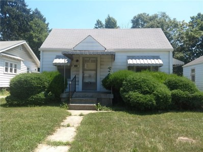 1409 N Concord Street, Indianapolis, IN 46222 - #: 21578505