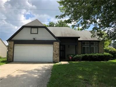 4221 Eagle Lake Drive, Indianapolis, IN 46254 - #: 21578521