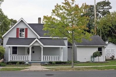 249 N Jackson Street, Franklin, IN 46131 - MLS#: 21578528