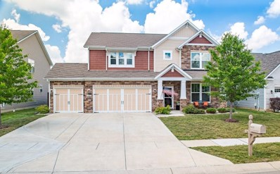 6628 W Winding Bend, McCordsville, IN 46055 - #: 21578549
