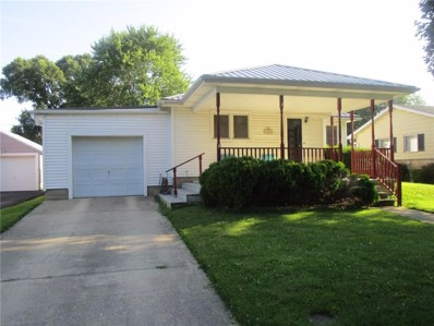 802 E Chestnut Street, Crawfordsville, IN 47933 - #: 21578562