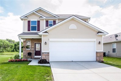 3839 Indigo Blue Boulevard, Whitestown, IN 46075 - #: 21578582