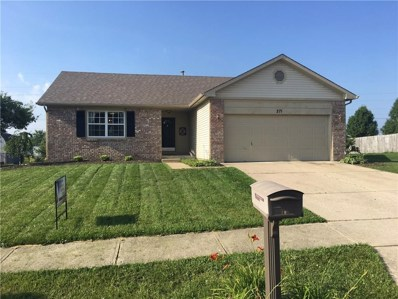 271 Bear Story Court, Greenfield, IN 46140 - #: 21578601