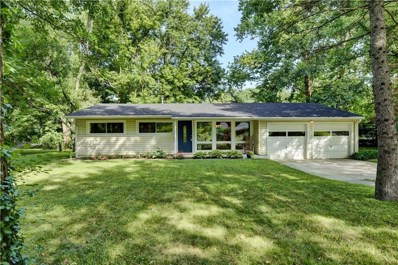 5938 Kessler Ridge Drive, Indianapolis, IN 46220 - #: 21578652
