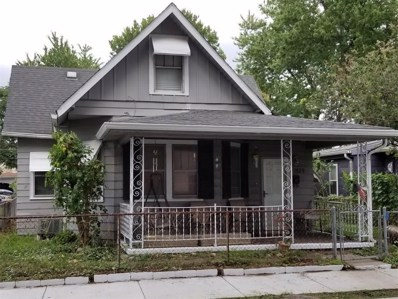 1529 S Reisner Street, Indianapolis, IN 46221 - MLS#: 21578658