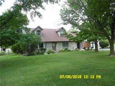 10722 N Antioch Road, Mooresville, IN 46158 - MLS#: 21578754