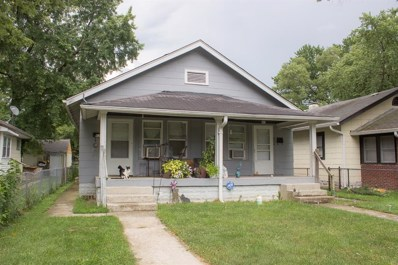 609 N Denny Street, Indianapolis, IN 46201 - #: 21578890