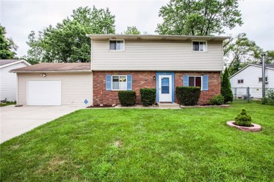 2423 Galaxy Lane, Indianapolis, IN 46229 - #: 21578934
