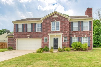 5754 Grand Vista Drive, Indianapolis, IN 46234 - #: 21578943