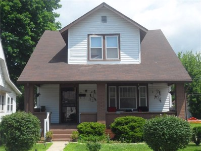 632 W 29th Street, Indianapolis, IN 46208 - #: 21578983