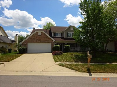 3445 Yorkshire Drive, Greenwood, IN 46143 - MLS#: 21578996