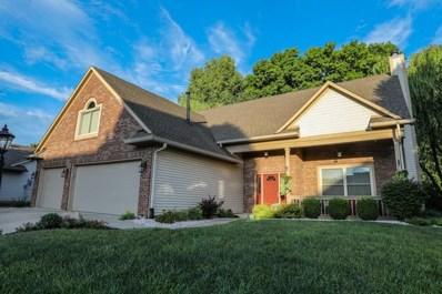 388 N Greenbriar Drive, Greenwood, IN 46142 - #: 21579025