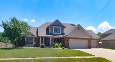 3689 Fountain View Drive, Greenwood, IN 46143 - #: 21579055