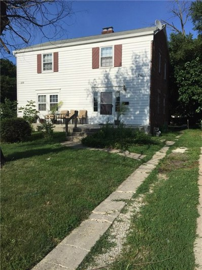 S Emerson Avenue, Indianapolis, IN 46219 - #: 21579125