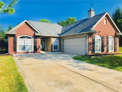 1249 Orphant Annie Drive, Greenfield, IN 46140 - #: 21579161