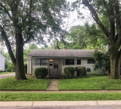 6623 E 47TH Street, Indianapolis, IN 46226 - MLS#: 21579208