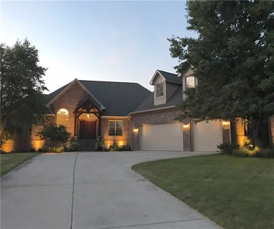 10954 Golden Bear Way, Noblesville, IN 46060 - #: 21579212
