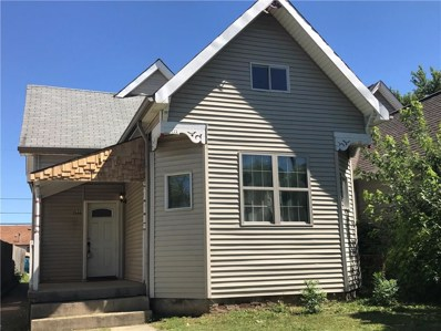 1546 Hoyt Avenue, Indianapolis, IN 46203 - MLS#: 21579254
